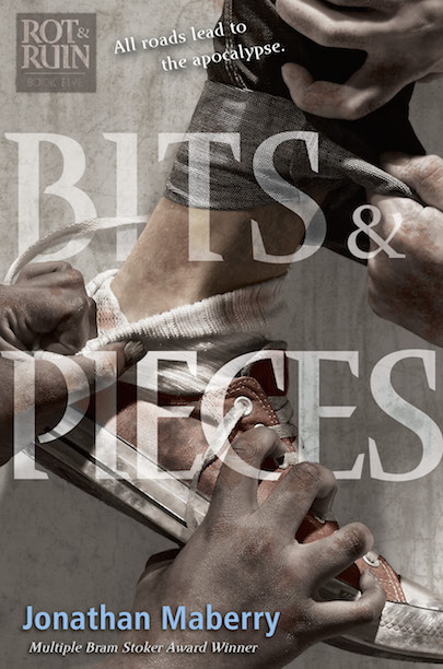 Bits & Pieces Cover